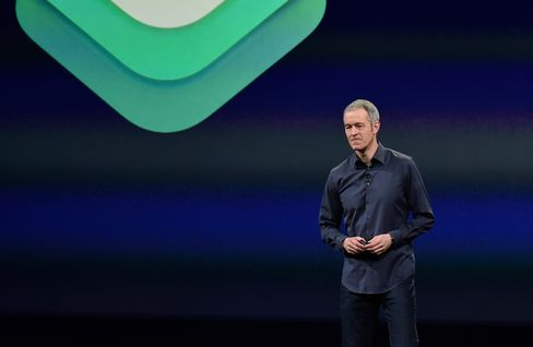 Jeff Williams, senior vice president of operations for Apple Inc.