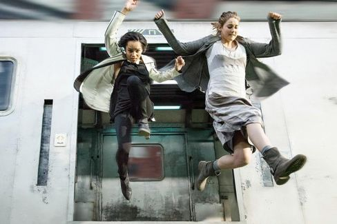 With Divergent, Lions Gate Finds Teens Heed Bad Reviews