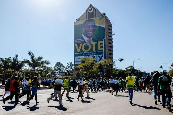 Western Monitors' Return Kindles Hope for Free Zimbabwe Vote