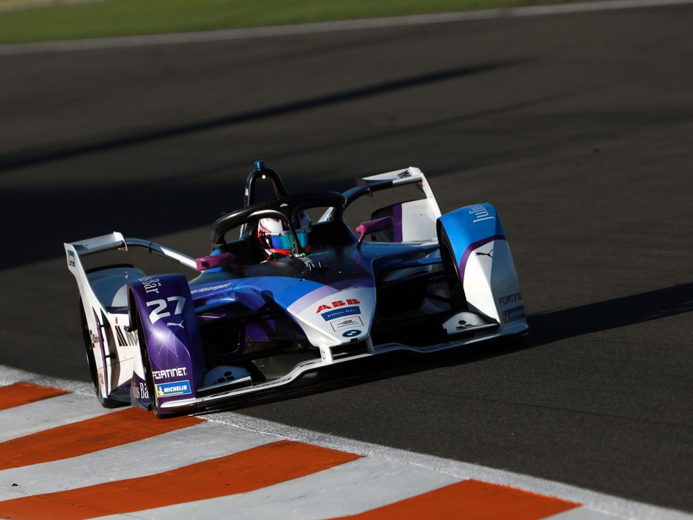 Bmw Joins Audi In Quitting Battery Powered Formula E Racing Bloomberg