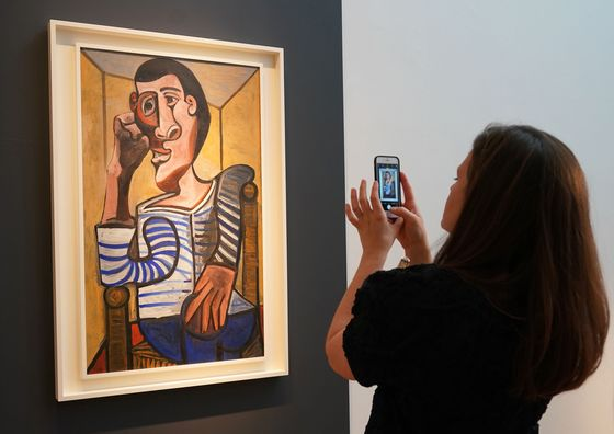 Costly Rip in Steve Wynn's Picasso Blamed on Contractor's Gaffe