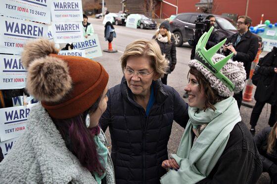 Warren Maps 3-Year Timeline Toward Medicare for All; Stocks Rise