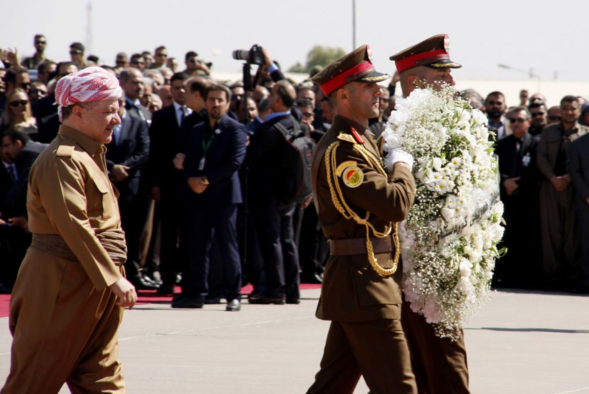 U.S. Tried and Failed to Stave Off Iraq's Advance on the Kurds