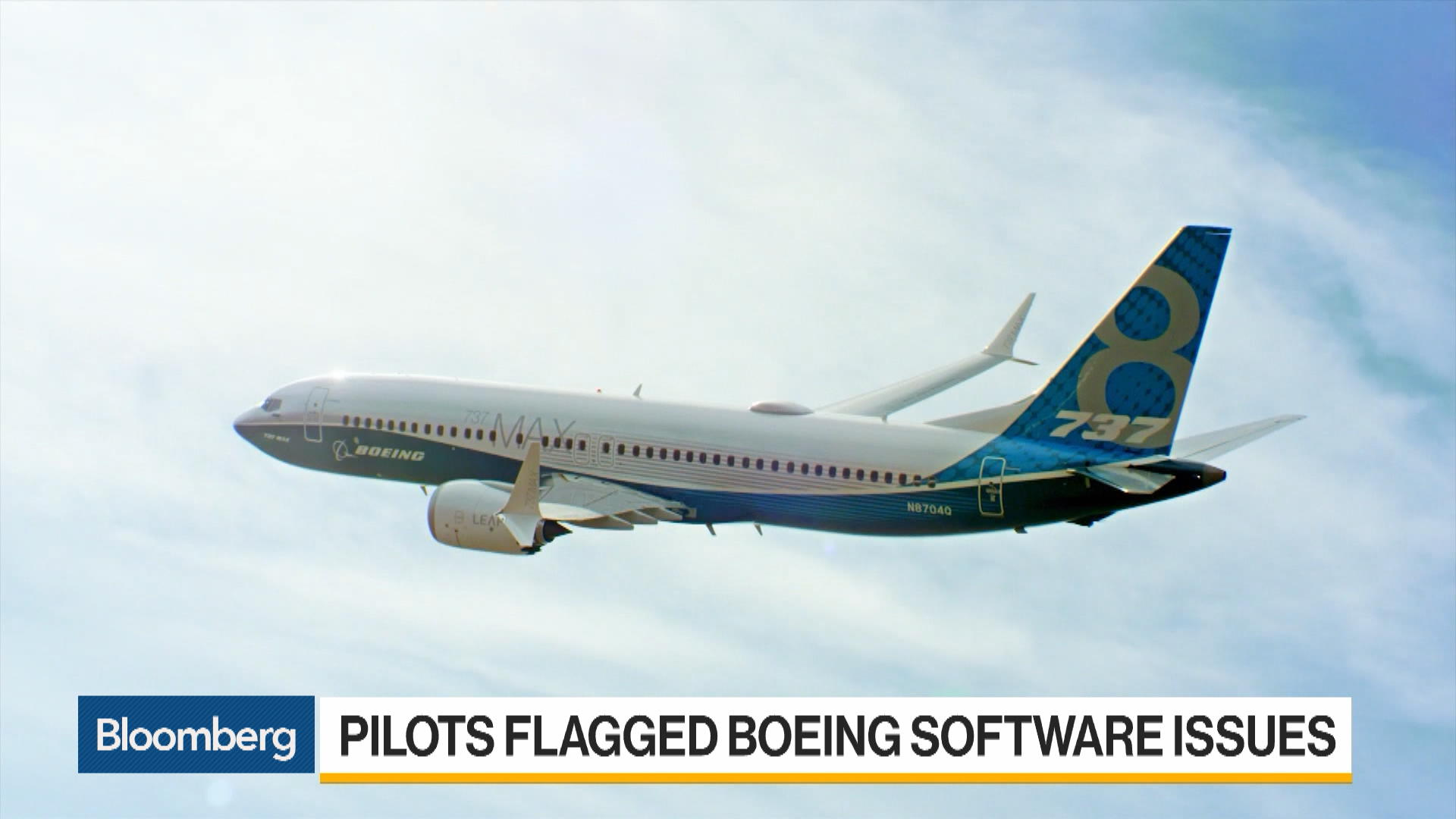 Boeing Pilots Flagged Software Problems on Jets Besides 737