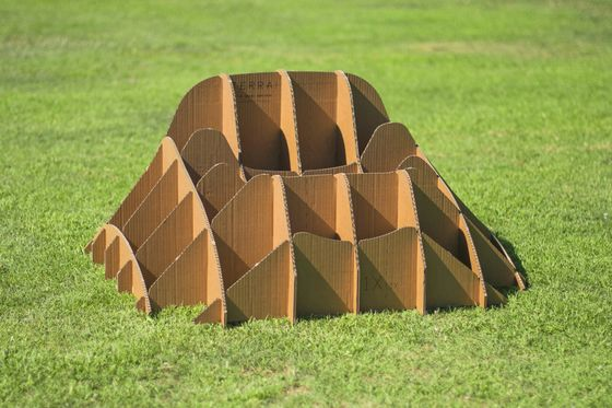 The Greatest Lawn Chair of All Time Is Actually Made of Grass