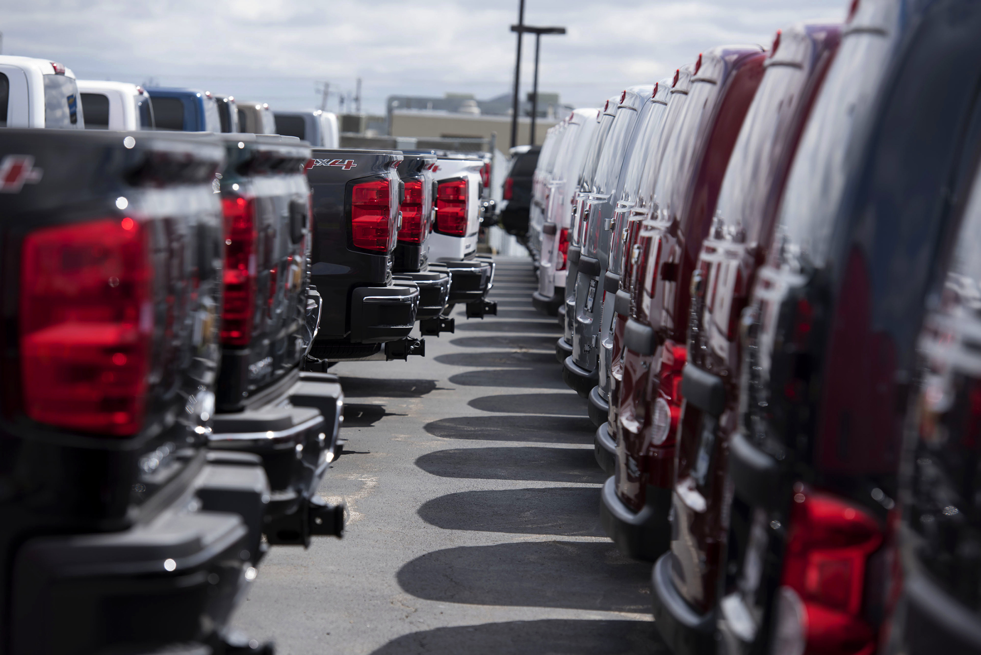 GM and Ford Grow Ever More Dependent on Declining Home Market