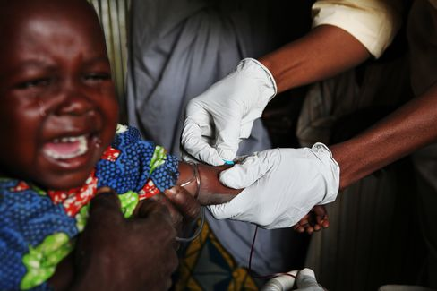 Nigeria Gold Rush Exposes Thousands of Children to Lead Poison