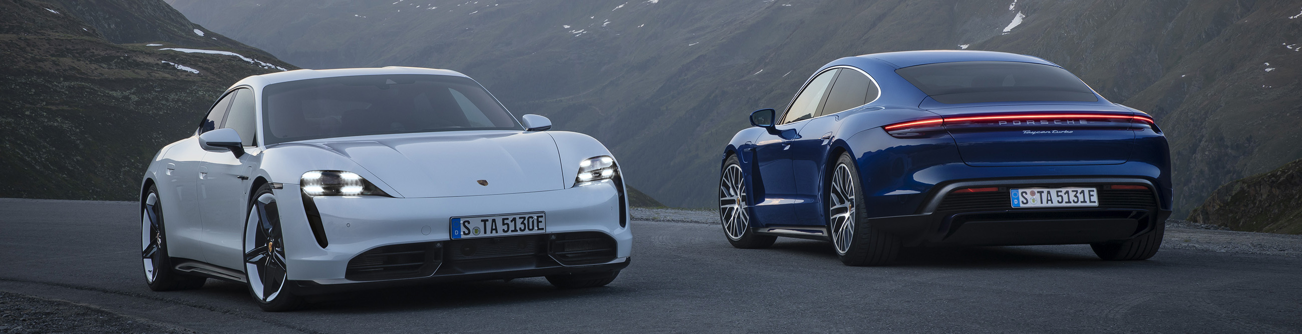 Porsche Taycan Turbo and Turbo S: Pricing, Stats, Best