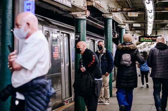 NYC Subway Ridership Reaches Nearly Half of Pre-Pandemic Levels
