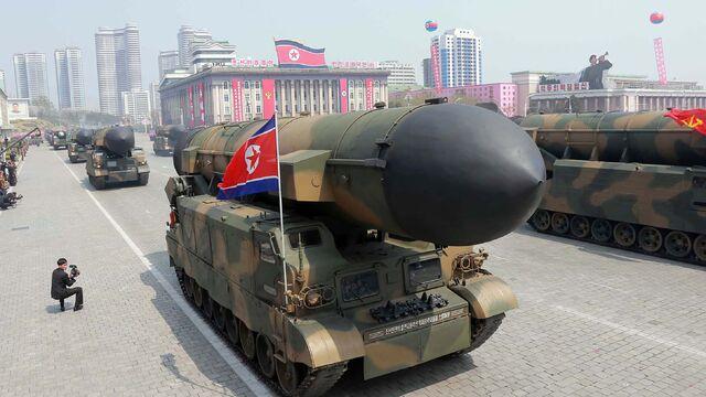 Risultati immagini per NORTH KOREA MISSILE