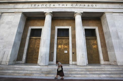 Greece Seen Blocked From Debt Markets Until 2017