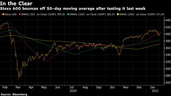 Italian Shares Lead Europe Stock Rally as Draghi Accepts Mandate