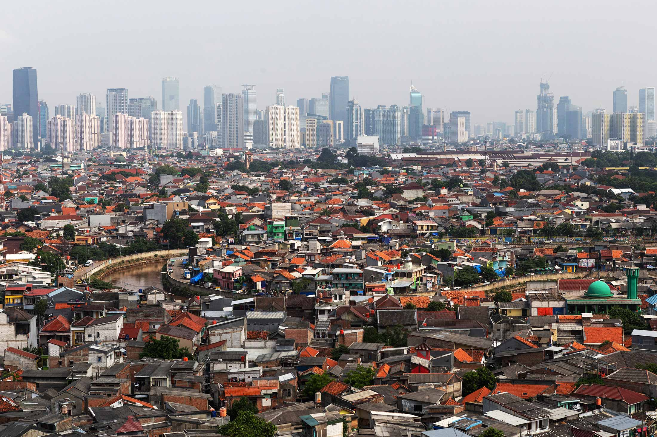 Why Indonesia Is Shifting Its Capital From Jakarta: QuickTake - Bloomberg