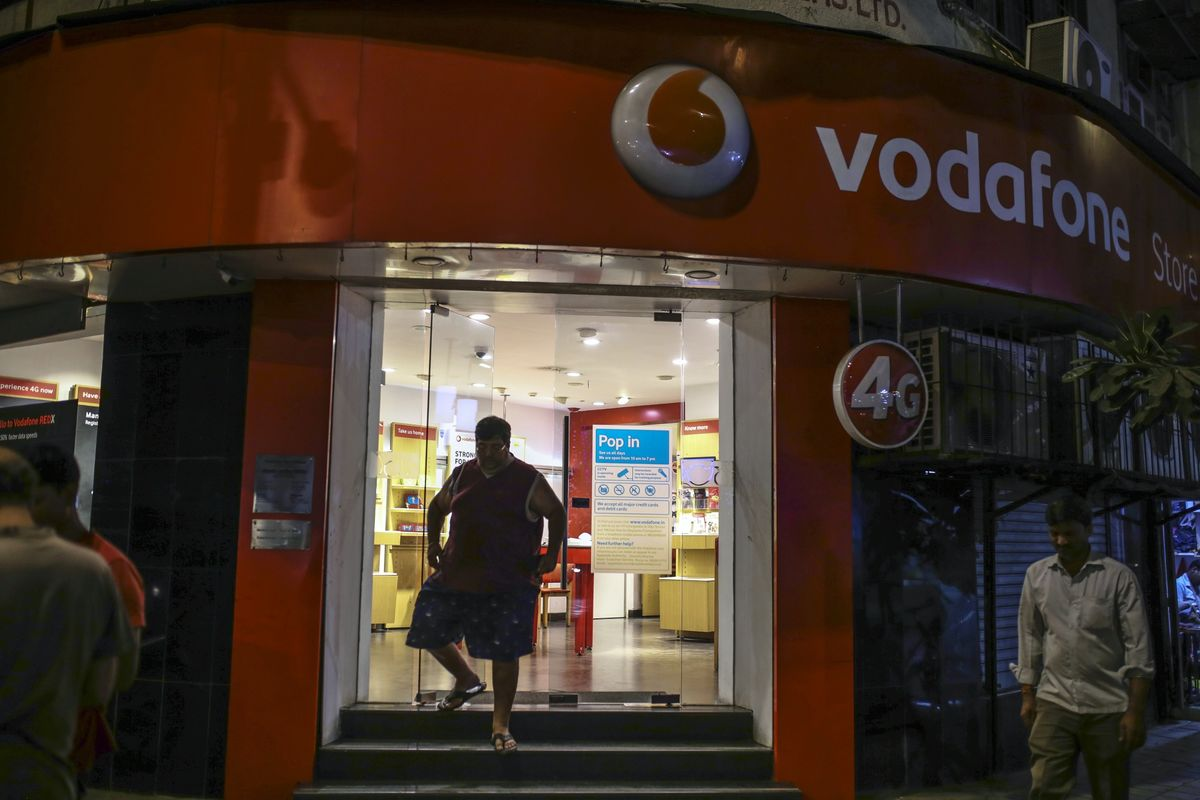 Nationalizing Vodafone JV May Be India's Only Option