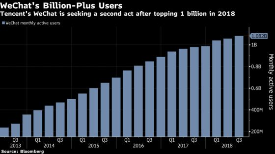 WeChat's Star Founder Seeks Second Act for China's Super-App