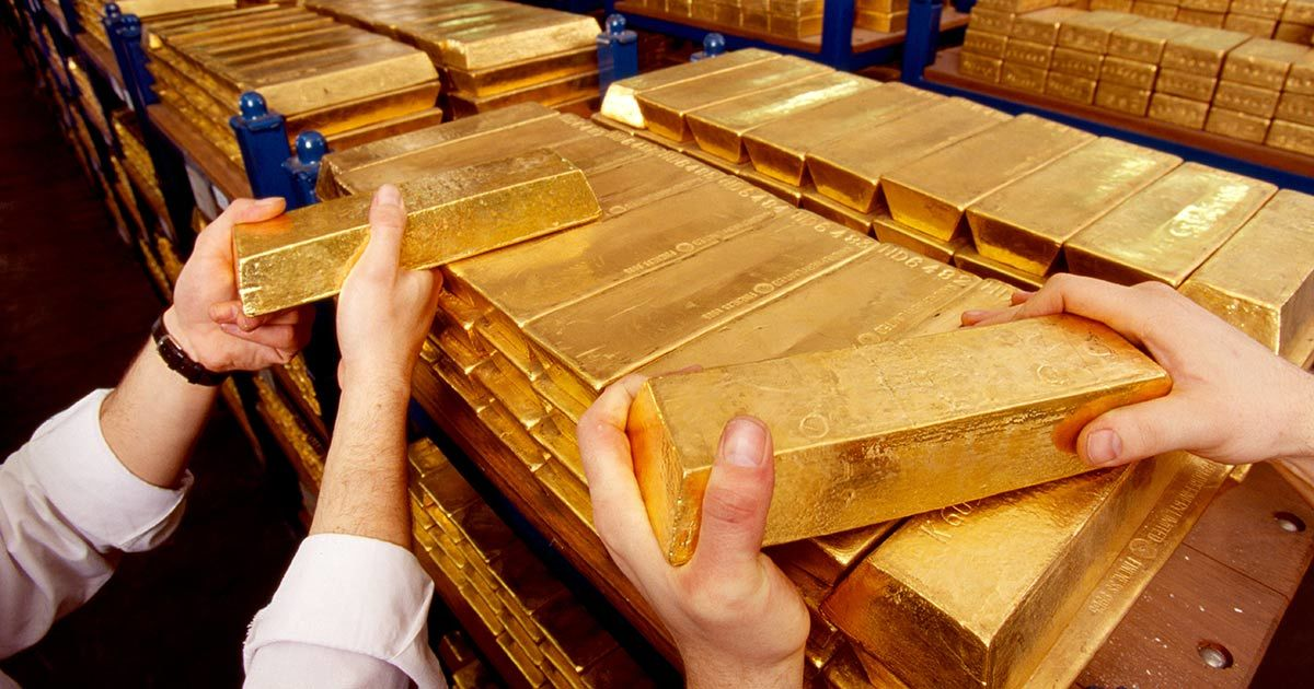 Here's the Real Reason Gold Has Been Rising