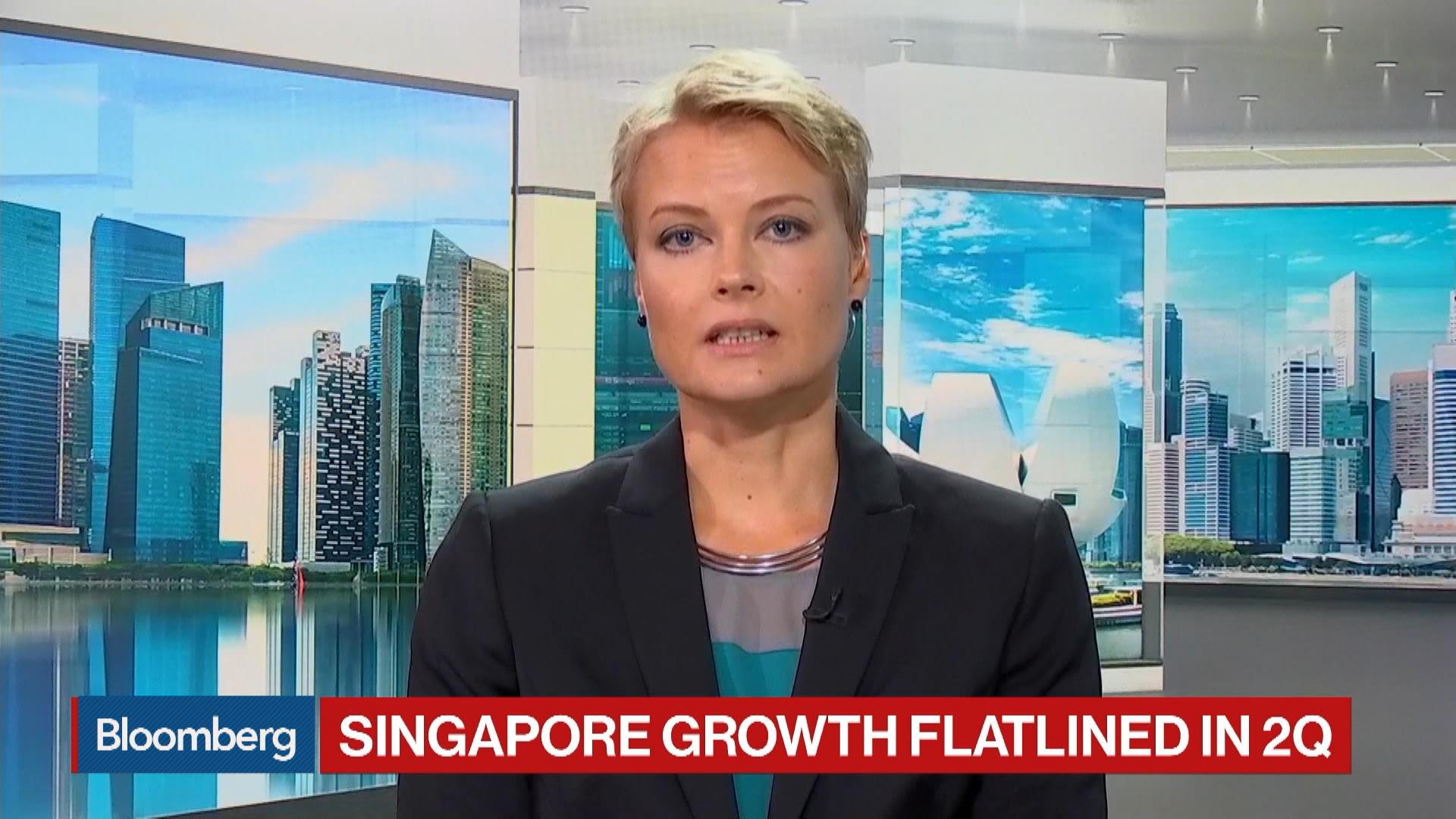 Bad News for World Trade as Singapore Slumps, China Exports