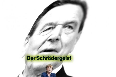 Germany's Merkel Avoids Painful Economic Reforms