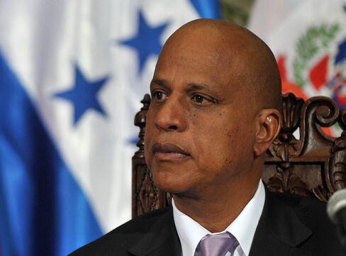 Belize Prime Minister Dean Barrow
