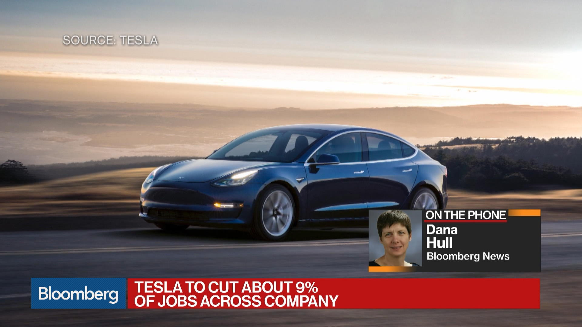 Tesla Careers Login >> Elon Musk Says Tesla Will Cut About 9 Of Work Force Bloomberg