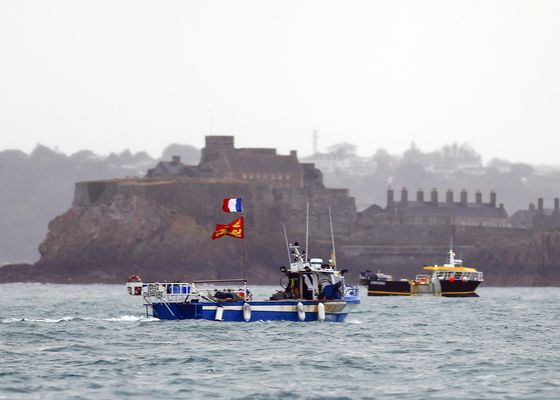 French Fishing Boats Begin Leaving Jersey Waters: Brexit Update
