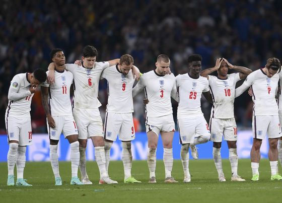 Boris Johnson Tells Racist Football Trolls to 'Crawl Back Under'Their Rocks