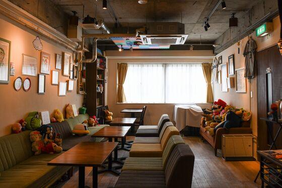 Secret Nintendo Café in Tokyo Opens Doors to the Public