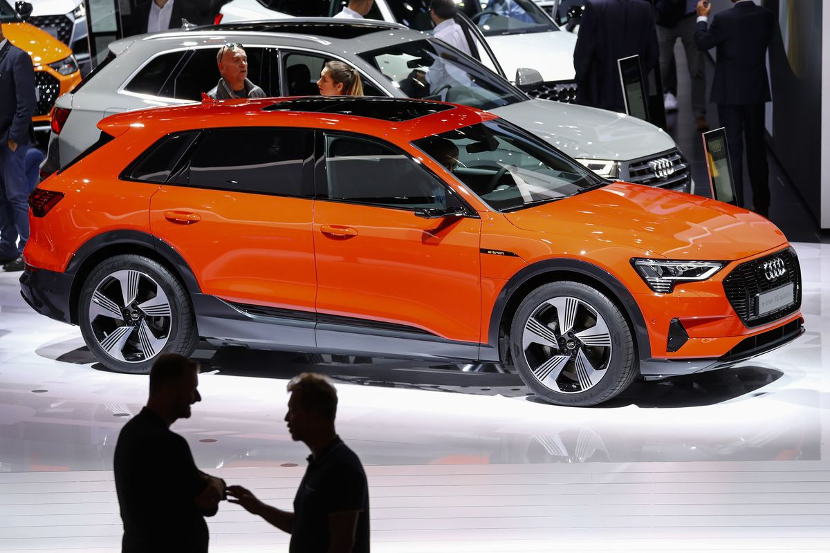VW in Talks With Peers to Share Its Electric Know-How