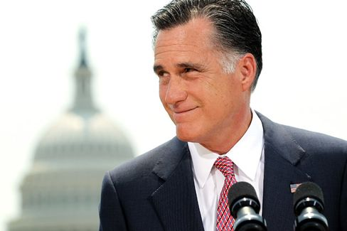 Why Mitt Romney Won't Take a Stand