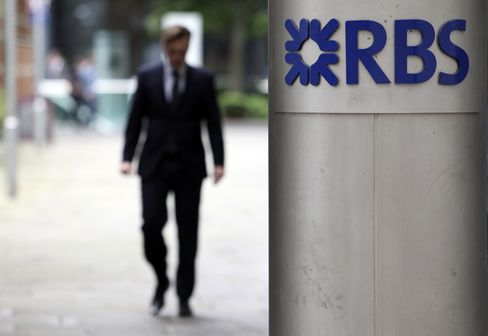 RBS Operating Profit Drops 22% as Markets Revenue Declines