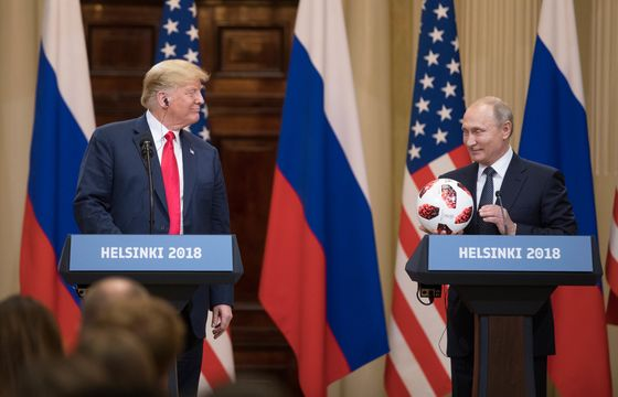 Congress Likely to Shelve New Russia Sanctions as Clock Runs Out