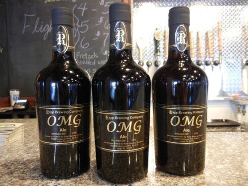 OMG bottles.