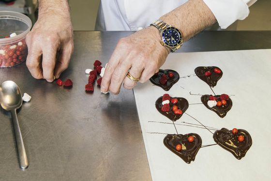 Jacques Torres Teaches You How to Nail It on Valentine's Day