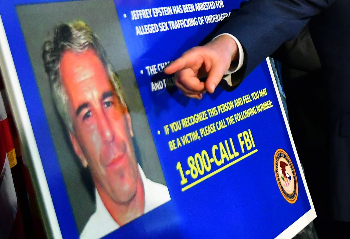 Epstein Created Trust With $578 Million Days Before Suicide