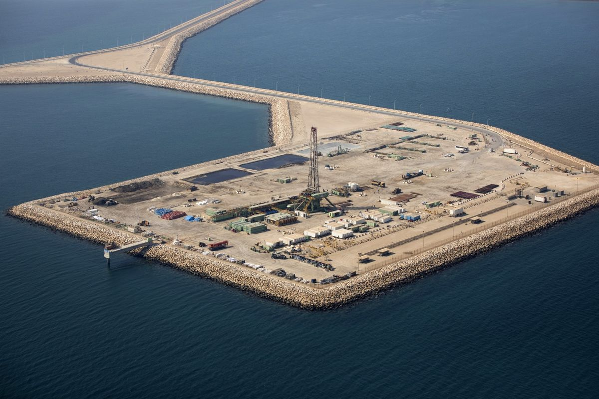 Aramco Starts Early Preparations for an Overseas Listing