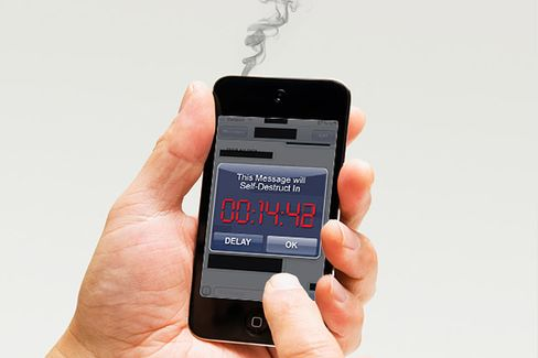 Mission Possible: Self-Destructing Messages and Photos