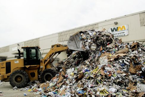 Trash Worth $40 Billion When Saved From Waste Landfill