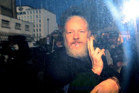 'Spoiled Brat' Julian Assange Hit Embassy Guards, Ecuador Says