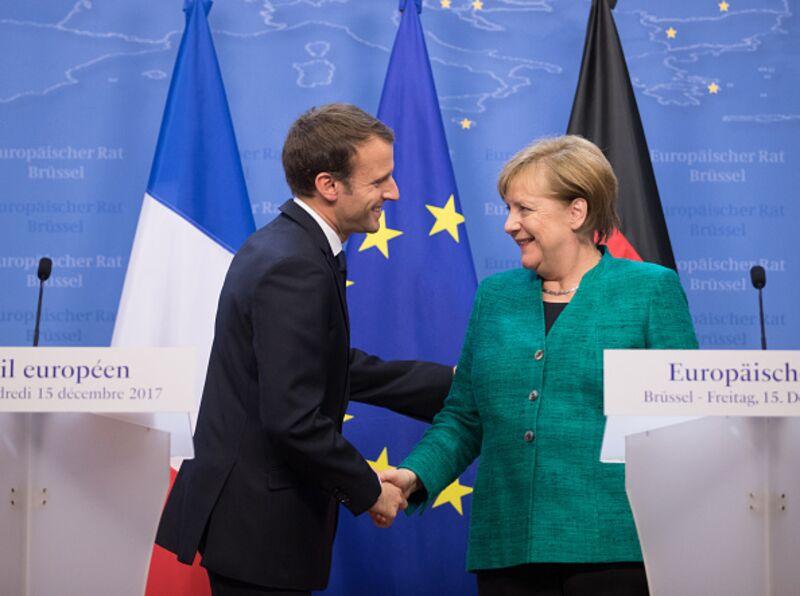 Το σχέδιο του Macron για την ευρωζώνη βρίσκει αντίσταση... στη Γερμανία