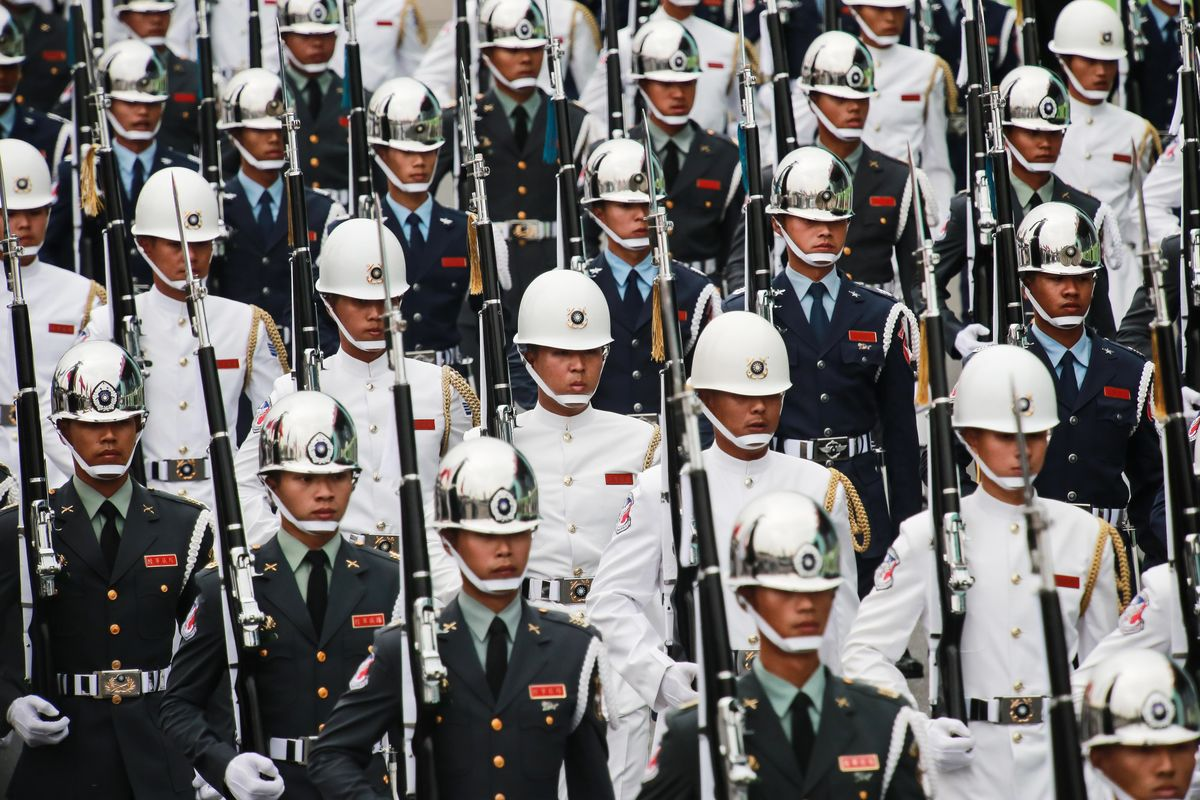 Taiwan Plans Record Defense Spending as China Threat Increases