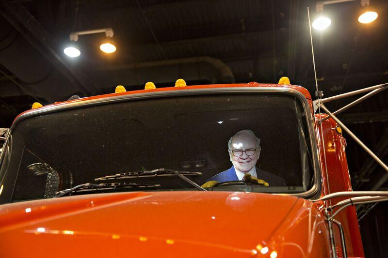 Warren Buffett And Pilot Flying J Truck Stops Make Perfect Match