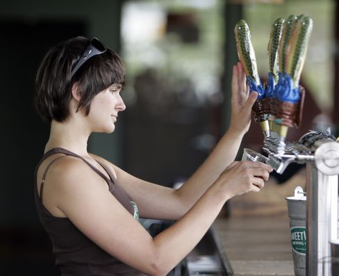 Craft Brewers Shun Acquirers as Sales Beat by 15 Times
