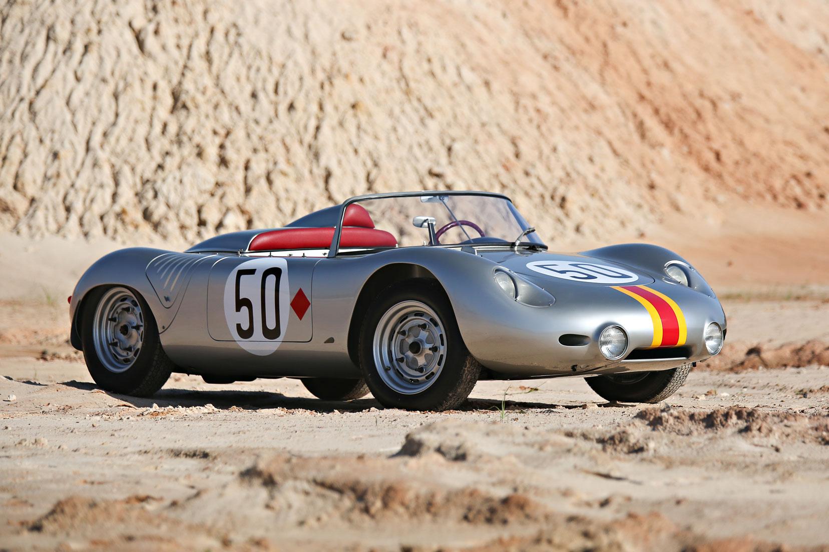 1960 Porsche RS60 | Gooding & Co. | Estimate: $7,000,000