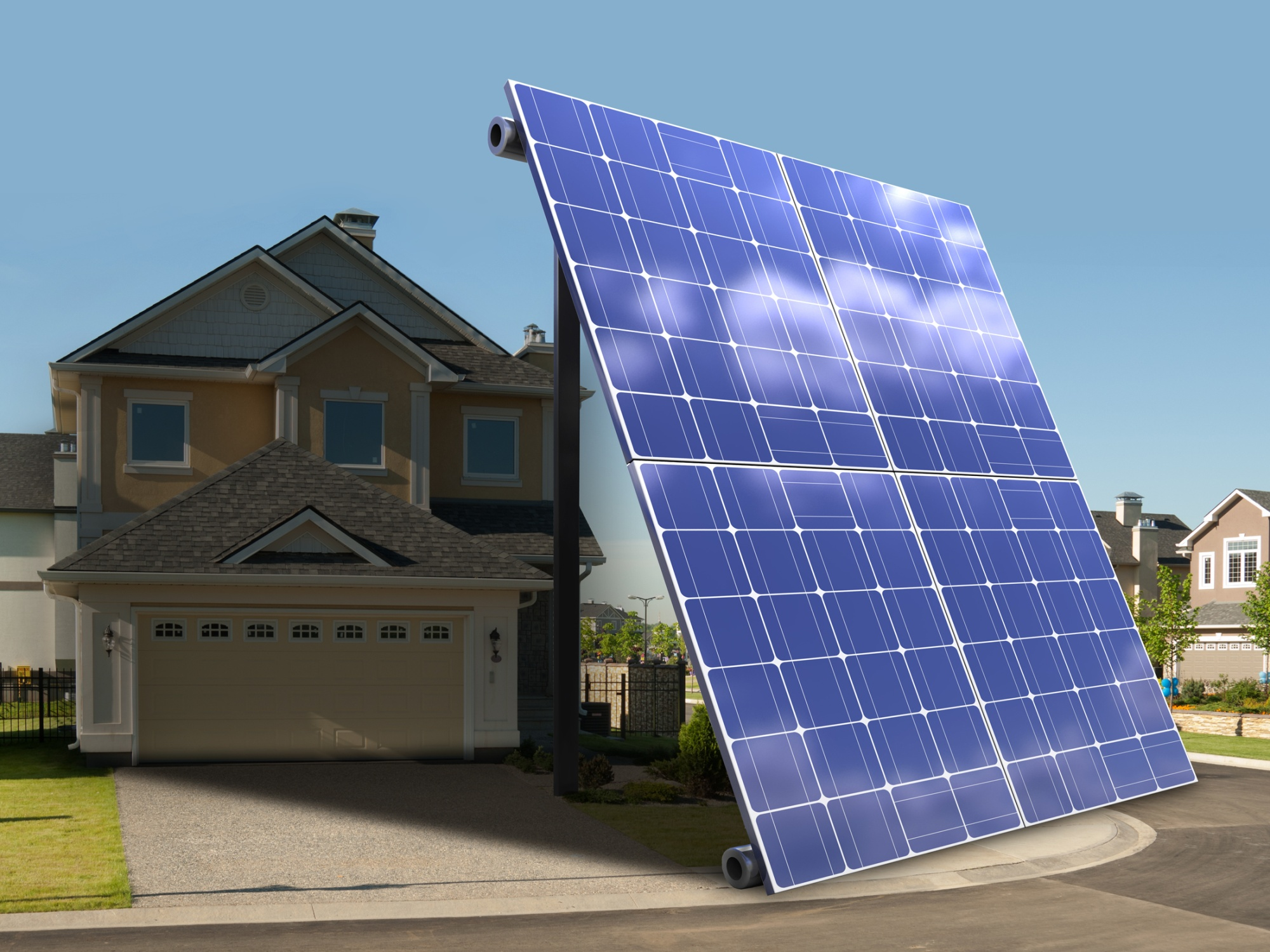 The Subprime Solar Trap for Low-Income Homeowners - Bloomberg