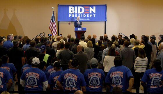 Biden's Nafta Vote Is a Liability in the Rust Belt
