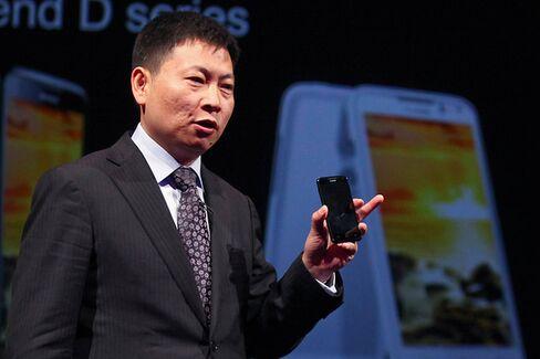 Huawei's Richard Yu Talks Trash About Apple, Samsung