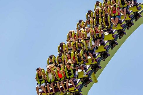 Six Flags Blames Thin Crowds on Winter Fallout, Not Higher Prices