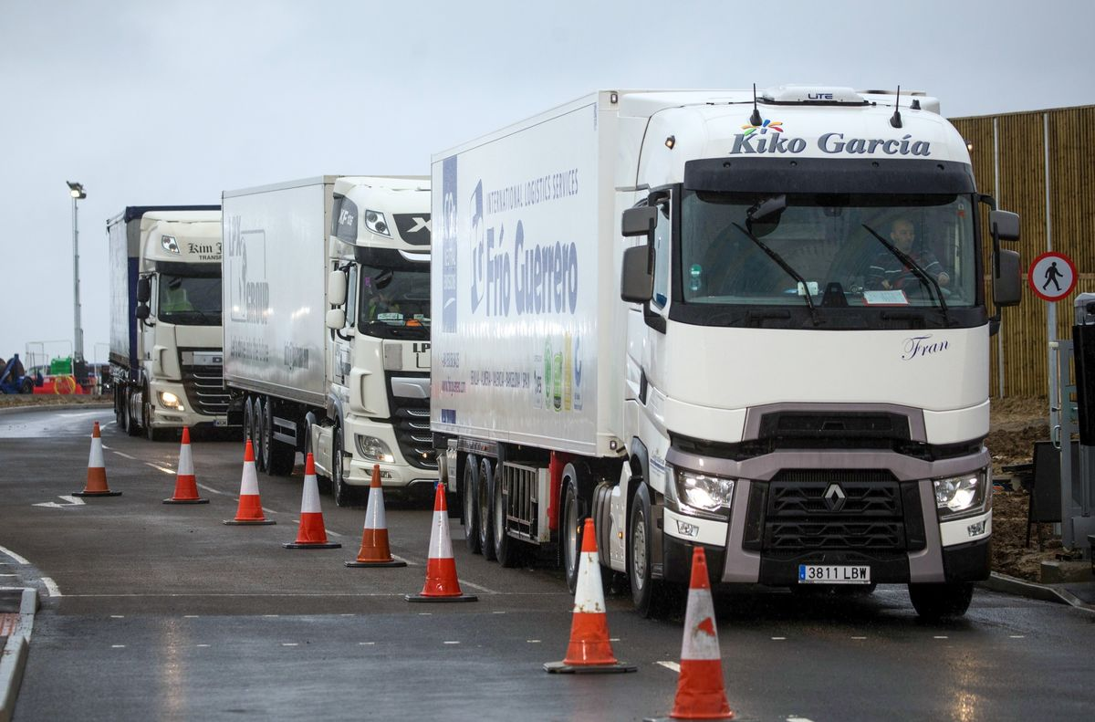 Brexit Leaves Some Meat Shipments Rotting at European Border