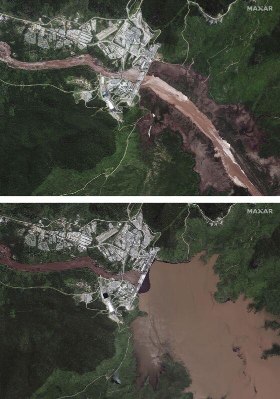 Rising Water Level in Ethiopian Dam Brings Unease to Region