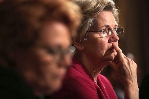 Elizabeth Warren's (Rhetorical) Discount Window for Student Loans